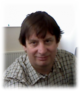 Image of Chris Pearson, hypnotherapist and meridian therapist