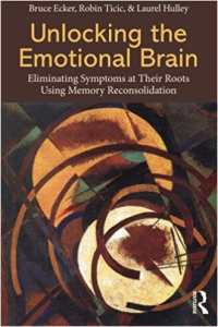 Picture of Bruce Ecker's book the Emotional Brain